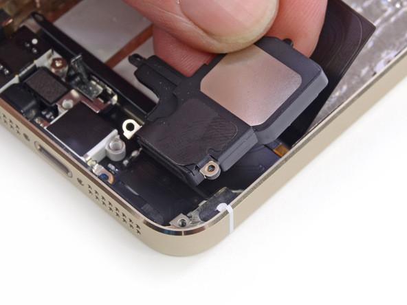 Ремонт динамиков айфона