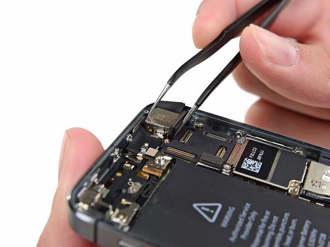Ремонт камеры на iphone